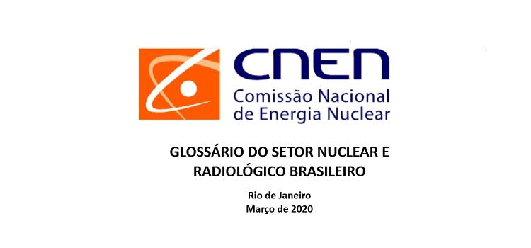 Glossário CNEN (março 2020)